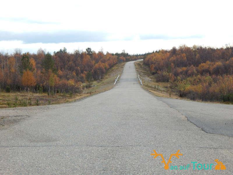 Roadtrip Straße