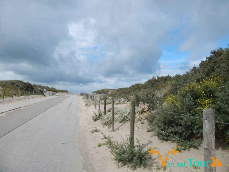 Strand Südholland