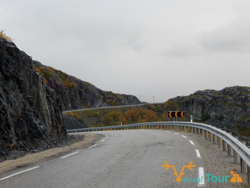 Straße Norwegen
