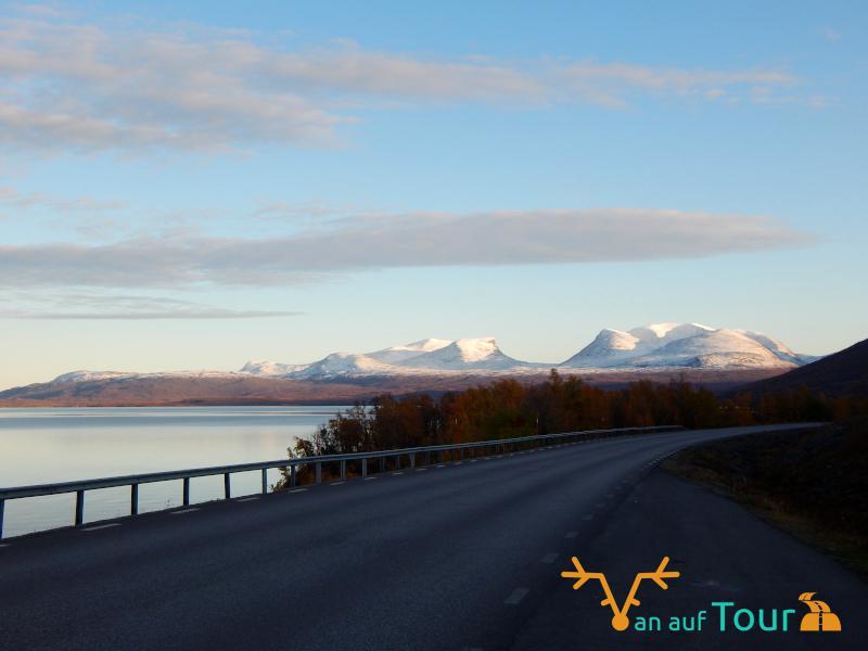Abisko Nationalpark Lappland