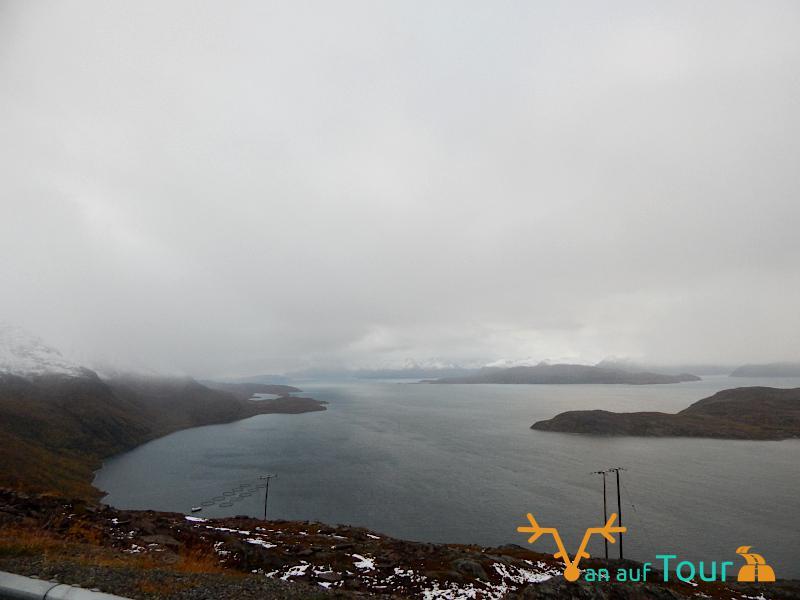 Lappland Schnee