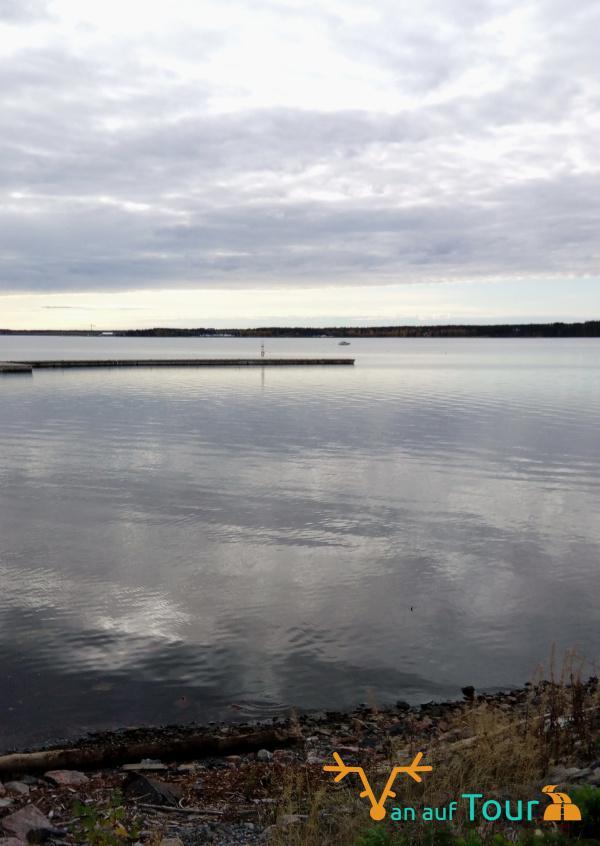 Lulea Ostsee Mittelskandinavien