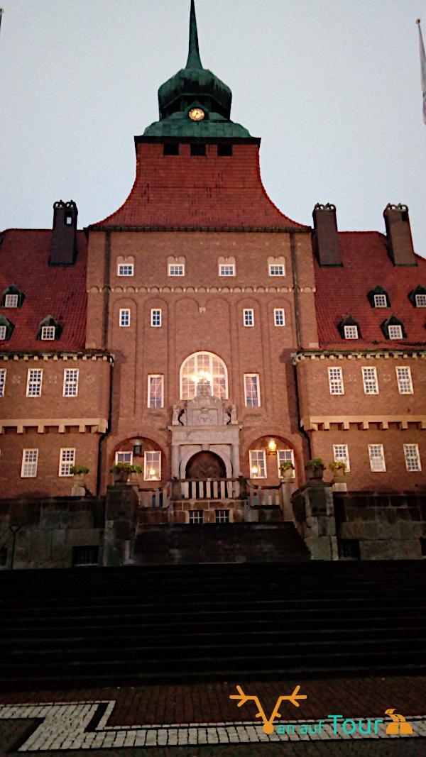 Östersund Rathaus