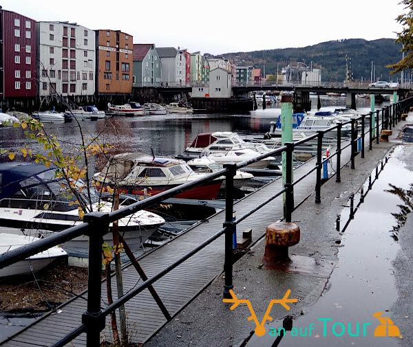 Trondheim Mittelskandinavien