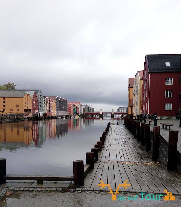 Trondheim Altstadt