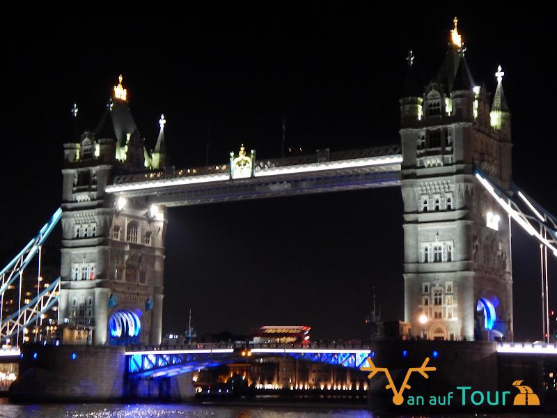 London Tower Bridge Vereinigtes Königreich