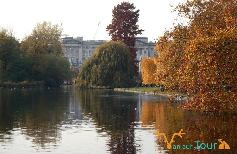 St. James Park Vereinigtes Königreich