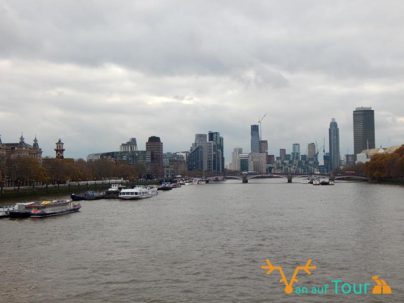 Ein britisches Wochenende – Städtetrip durch London (Tag 1/2)